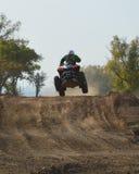 ATVs: поскачите на батут Стоковые Изображения