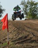ATVs: поскачите на батут Стоковое Фото