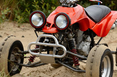 ATVs Стоковое фото RF
