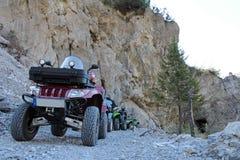 ATVs Стоковая Фотография