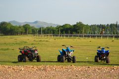 Atvs For Rent Stock Photos