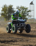 ATVs - offroad racing Royalty Free Stock Photos