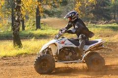 ATVs Rennen Stockfotos