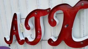 ATX Austin, posto di Texas The da essere immagini stock libere da diritti