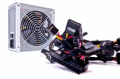 Atx power device Royalty Free Stock Photography