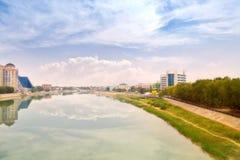 Atyrau. Municipal landscape Stock Photo