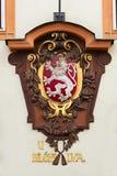 Außendekoration Lizenzfreies Stockbild
