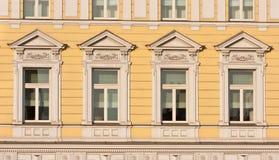 Außenfassadeansicht Stockfoto