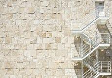 Außentreppenhaus stockbilder