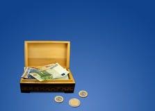 Außer Geld Lizenzfreie Stockbilder