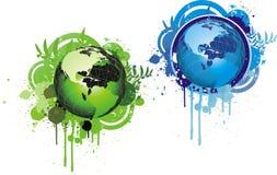 Außer unserem Planetensymbol Lizenzfreies Stockbild