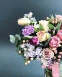 Außerordentlicher Blumenstrauß Stockfotografie