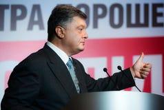 Außerordentlicher Kongreß der politischen Partei Lizenzfreies Stockfoto