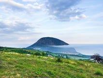 Au - το βουνό Dag αντέχει το βουνό Στοκ φωτογραφία με δικαίωμα ελεύθερης χρήσης