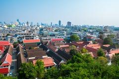 Au centre de Bangkok Image stock