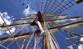 Au ciel Photo libre de droits