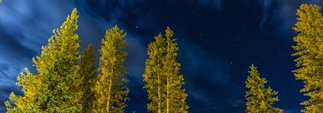 Au ciel Images libres de droits