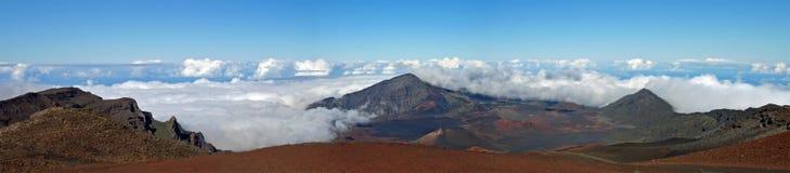 Au-dessus des nuages Image libre de droits