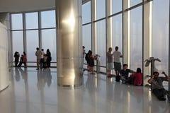 Au dessus, Dubaï Photo stock