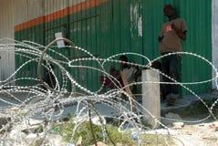 au Haiti portowy książe Zdjęcie Stock