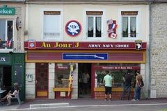 Au Jour J Royalty Free Stock Image