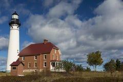 Au Sable Lighthouse Stock Photos