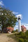 Au Sable Lighthouse Royalty Free Stock Photos
