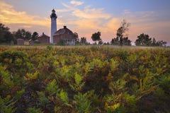 Au Sable Lighthouse Royalty Free Stock Image