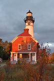 Au Sable Point Lighthouse Royalty Free Stock Photos