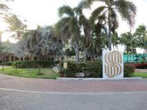 Au sol d'hôtel de Sonesta Images libres de droits