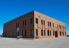 Au sol de bureau d'Enid Oklahoma Salebarn photographie stock libre de droits