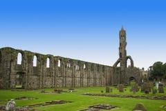 Au sol de cathédrale de Saint Andrews photographie stock libre de droits