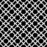 Au sol de dos de blanc de dezine de noir de Semless Triangles, résumé Images stock