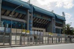 Au sol de football de ville de Palerme photos libres de droits