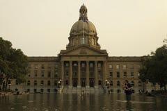 Au sol de législature Photographie stock
