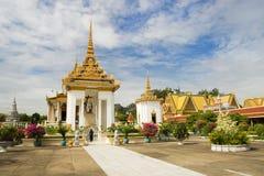 Au sol de Royal Palace photos libres de droits