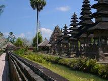 Au sol de temple dans Bali Photographie stock libre de droits