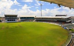 Au sol ovale de cricket de Kensington Images libres de droits