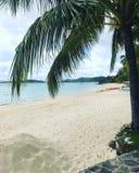 Au voyage de plage photo libre de droits