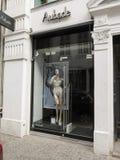Aubade brand store Royalty Free Stock Image