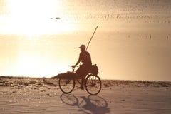 Aube de Zanzibar Photos stock
