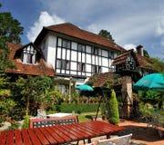Auberge d'antan de fumoir du YE, Cameron Highlands, Pahang, Malaisie images stock
