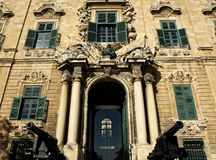 Auberge de Castille Stock Photography