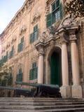 auberge de castille Malty Valletta Zdjęcia Stock