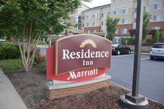 Auberge de résidence par Marriot, Murfreesboro, TN image stock