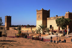 Auberge du Sud, side, Morocco Royalty Free Stock Images