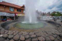 Auberge et station thermale Chiang Rai en Thaïlande du nord photo libre de droits