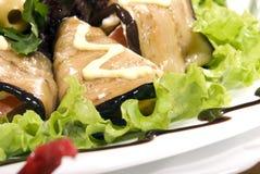 aubergine закуски стоковое фото rf