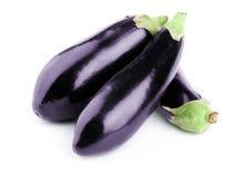 aubergine fotografia stock