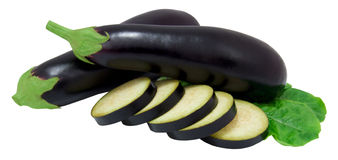 Aubergine Royalty Free Stock Image